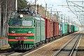 ВЛ10-1737, Россия, Санкт-Петербург, перегон Белоостров - Зеленогорск (Trainpix 39438).jpg