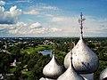 Вид на Купола Софийского Собора с Колокольни.JPG