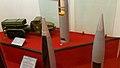 """Головные части для реактивных снарядов реактивных частей залпового огня """"Град"""".jpg"""