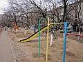 Детская площадка на Богомольца, 20 - panoramio.jpg