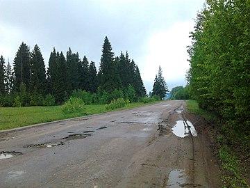 Дорога в посёлке.jpg