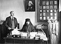 Епископ Иоанн в своем кабинете. Китай.jpg