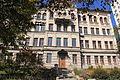 Здание бывшего инженерного управления Владивостокской крепости, Приморский край, Владивосток, Пушкинская улица, 41.JPG
