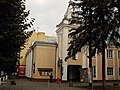 Музей народної шани Тараса Шевченка.Просвіта.м.Івано-Франківськ.JPG