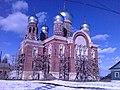 Никольская церковь, с. Котелино, во время реконструкции, 2006 год.jpg