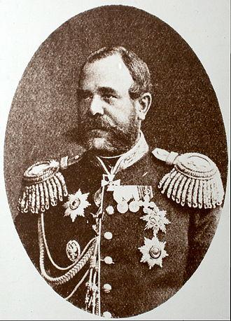 Chief of the General Staff (Russia) - Image: Обручев Николай Николаевич