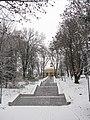 Парк Аскольдова могила взимку.JPG
