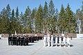 Праздничная акция на Широкореченском мемориале в Екатеринбурге 7 мая 2019 года.jpg
