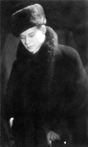 С.А.Есенин в 1922 году