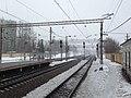 Станция Крюково. Вид в сторону Москвы.JPG