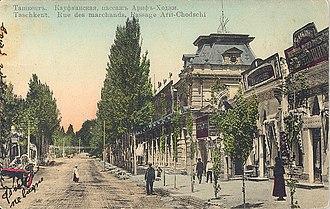 Tashkent - Tashkent ca.1910