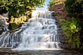 """Червоноградський водоспад в парку """"Дністровський каньйон"""".jpg"""