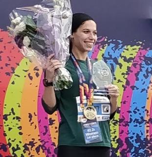 Beatie Deutsch American-Israeli Orthodox Jewish marathon runner