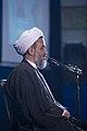 سخنرانی علیرضا پناهیان در جمع هیئت های مذهبی در قصر شیرین به مناسبت بیست و دوم بهمن ماه Alireza Panahian 12.jpg