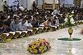 عکس های مراسم ترتیل خوانی یا جزء خوانی یا قرائت قرآن در ایام ماه رمضان در حرم فاطمه معصومه در شهر قم 37.jpg