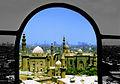 مسجد الرفاعى متصور من القلعة.jpg