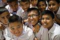 นายกรัฐมนตรี พบนักเรียน ณ พิพิธภัณฑ์รัฐสภา รัฐสภา 10 กุมภาพันธ์ - Flickr - Abhisit Vejjajiva.jpg