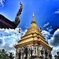 วัดเชียงมั่น ตำบล ศรีภูมิ จังหวัด เชียงใหม่ ประเทศไทย - panoramio.jpg