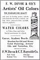 """F. W. Devoe & C. T. Raynolds Co."" ""Artists' Oil Colors"" ""CADMIUM YELLOW"" September 1915 ad - The International studio (IA internationalst5622unse 0) (page 14 crop).jpg"