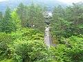 南禅寺山門の絶景 Nanzenji-Temple , View of the Sanmon-Gate - panoramio.jpg