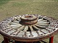 古老的蒙古车轮 old wheel - panoramio.jpg