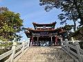 盘山南天门 - South Heaven Gate of Mount Panshan - 2015.10 - panoramio.jpg