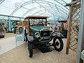 -2019-01-11 Ford model T station wagon (1927), Holt garden centre, Norfolk, England.JPG