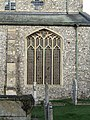 -2020-11-12 Window, south facing elevation, All Saints, Upper Sheringham (4).JPG