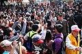 01.29 總統抵北投關渡宮,與信眾們揮手致意 (32582422345).jpg