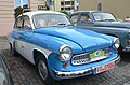 02019 1552 (2) Oldtimer Rally in the Beskids, DDR TAXI.jpg