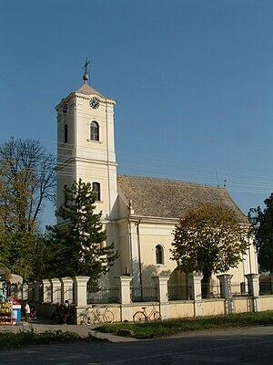 Veliki Radinci - Orthodox church of Saint Аrchangel Gavrilo in the village center