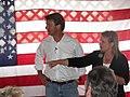 08.14.2007 Iowa Bus Tour- Rockwell City (1118716627).jpg