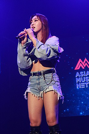 Minzy - Minzy at MUCON Showcase in 2017