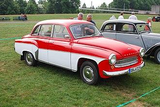 Wartburg (marque) - Wartburg 311