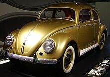 1000000th Beetle
