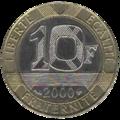 10Francs2000revers.png