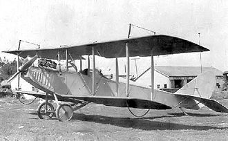 "Missouri Air National Guard - This Curtiss JN-4 ""Jenny"" was the first plane for the Missouri Air National Guard. It was purchased by the officers and men of the 110th Observation Squadron in 1923."