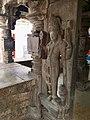11th century Panchalingeshwara temples group, Kalyani Chalukya, Sedam Karnataka India - 76.jpg