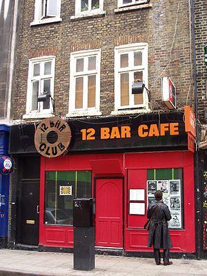12 Bar Club - The 12 Bar Club in 2008
