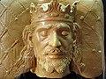 154 Monestir de Poblet, museu, efígie reial.jpg
