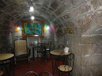 Bahay na bato - Ground floor chamber