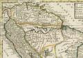 1732 Lima detail Map of Terra Firma Peru, Amazone-land, Brasil & La Plata by Moll BPL 14301.png