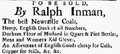 1770 Ralph Inman BostonEveningPost Sept3.png