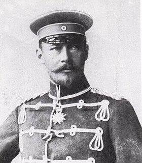 Frederick Francis III, Grand Duke of Mecklenburg-Schwerin German Grand Duke