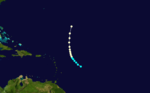 1885 Atlantic hurricane 5 track.png