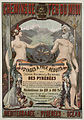 1900 circa Paul-Adolphe Kauffmann (vermutlich), Plakat Chemins de Fer du Midi, Voyages Méditerranée Pyrénées Océan, Manzi, Joyant & Cie, Paris -Typ. Goupil & Cie.jpg