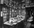 1904 library of Società Geografica Italiana in Rome.png