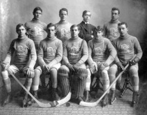 Pittsburgh Professionals - the Pittsburgh Professionals in 1905-06