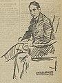1922-03-14, El Liberal, Gregorio Marañón, Ángel de la Fuente.jpg