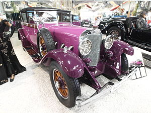 1928 Mercedes-Benz 630K (purple).JPG